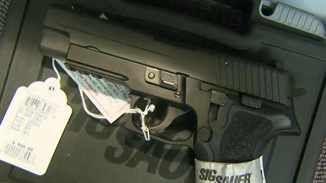 Gun trafficking bill has bipartisan support
