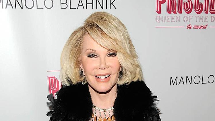 Joan Rivers Brdwy Opng