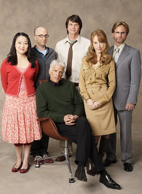 "Suzy Nakamura, Jim Rash, Ted Danson, Charlie Finn, Darlene Hunt and Jere Burns ABC's ""Help Me Help You"" Help Me Help You"