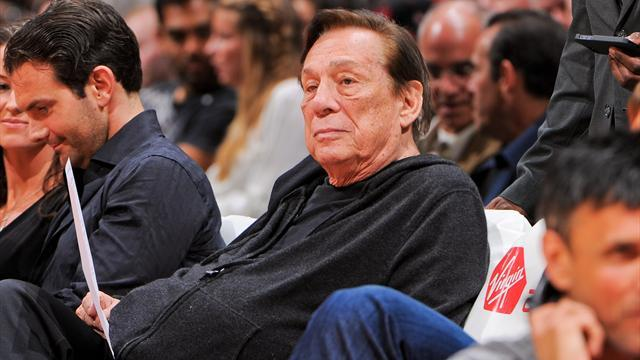 Basketball - Clippers owner Sterling banned for life, fined $2.5m for racism