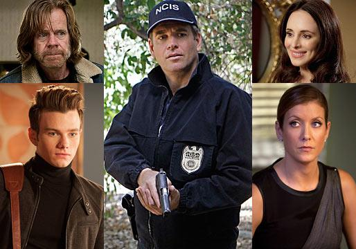 Ask Ausiello: Spoilers on NCIS, Grey's, Army Wives, Glee, Revenge, Shameless and More!