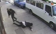 Teenage Girl's Attacker Caught On CCTV