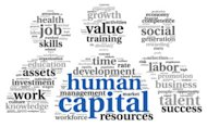 Top 16 Social Media Predictions For 2014 image photodune 4162365 human capital concept in tag cloud xs