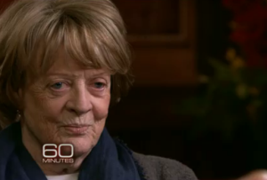 Maggie Smith on '60 Minutes': Somebody Hated Her 'California Suite' Director