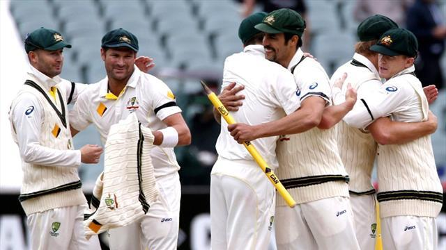 Ashes - Australia wrap up crushing second Test victory over England
