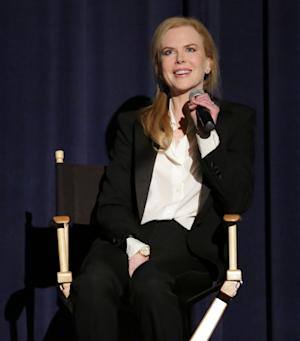 Nicole Kidman attends 'The Paperboy' Q&A with Nicole Kidman at Harmony Gold Theatre, Los Angeles, on November 24, 2012 -- Getty Images