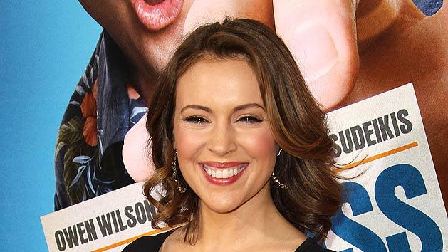 Alyssa Milano Hall Pass Pr