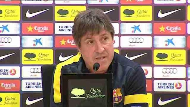 "Jordi Roura: ""It's our first match point of the season"""
