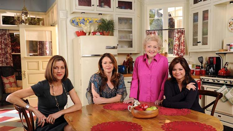 "The cast of ""Hot In Cleveland."""