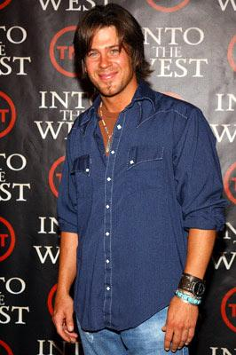 "Christian Kane ""Into the West"" Los Angeles Premiere - 6/8/2005"