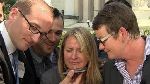 'The President Is On the Line': Prop 8 Plaintiffs Get Call