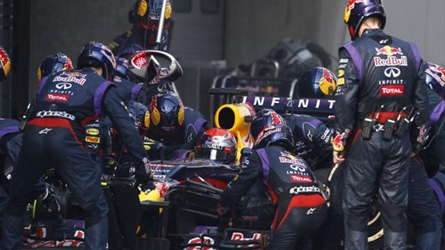 Formula 1 - Vettel: Red Bull not lone tyre critic