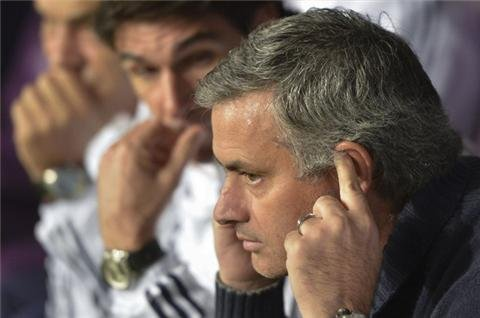 Pressure mounts on Mourinho