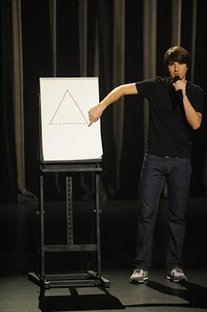 Exclusive interview: Demetri Martin talks Comedy Central special, Jon Stewart, and Johnny Carson