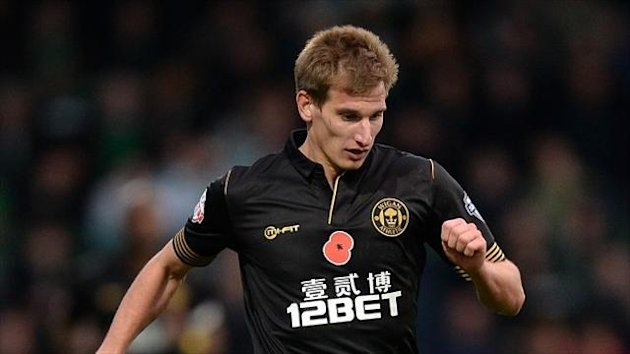 Marc Albrighton will not be returning to Wigan