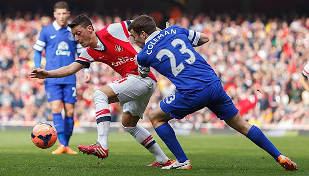 Ozil's existential crisis over following Everton masterclass