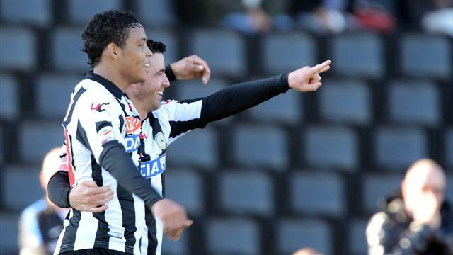 Serie A - Udinese striking duo will remain