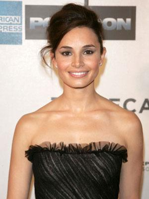 Mia Maestro at the Tribeca Film Festival premiere of Warner Bros. Pictures' Poseidon New York, NY