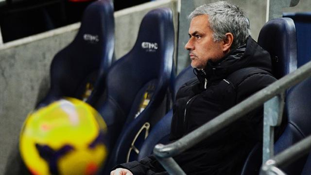 Premier League - Mourinho rejects 'favourites' tag despite win