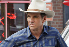 Dennis Quaid | Photo Credits: Cliff Lipson/CBS