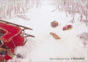 Top 15 Most Creative Christmas Advertisements image christmas ad 5
