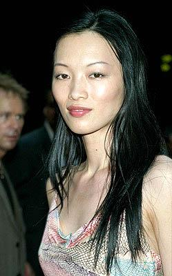 Ling at the New York premiere of Warner Brothers' Murder By Numbers