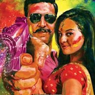 'Rowdy Rathore' Cleared With 'UA' Certificate