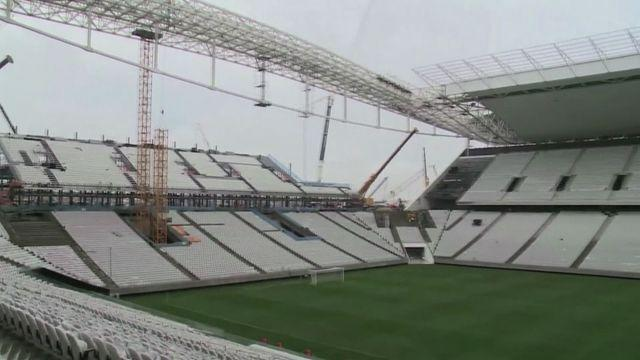 Brazil 2014: Troubled Arena Corinthians hands keys over to club