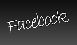 Facebook Contest Guide – How To Choose Between Timeline And Tab Contests image facebook black