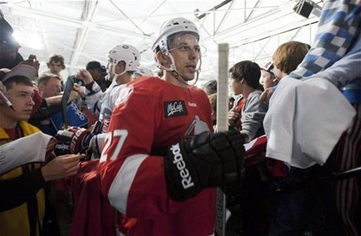 NHL, locked-out players resume bargaining The Associated Press