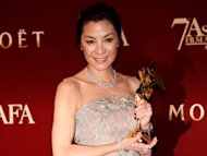 """Crouching Tiger"" for Michelle Yeoh"