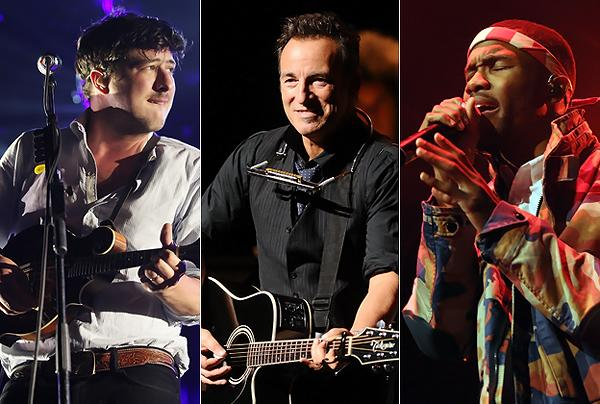 Grammy Nomination Odds Favor Mumford & Sons, Frank Ocean