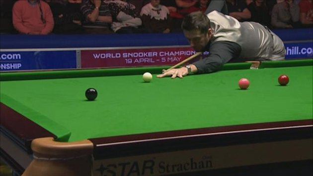 Snooker Mark Selby's 147