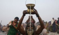 Kumbh Mela Festival On Ganges Starts In India