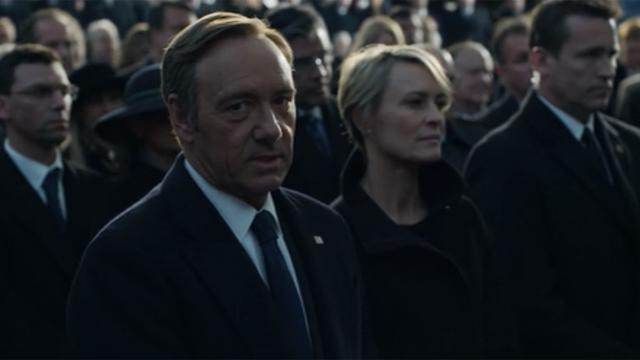 First Look: 'House of Cards'