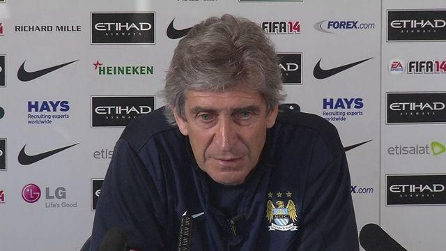 Pellegrini seeking Man City improvement
