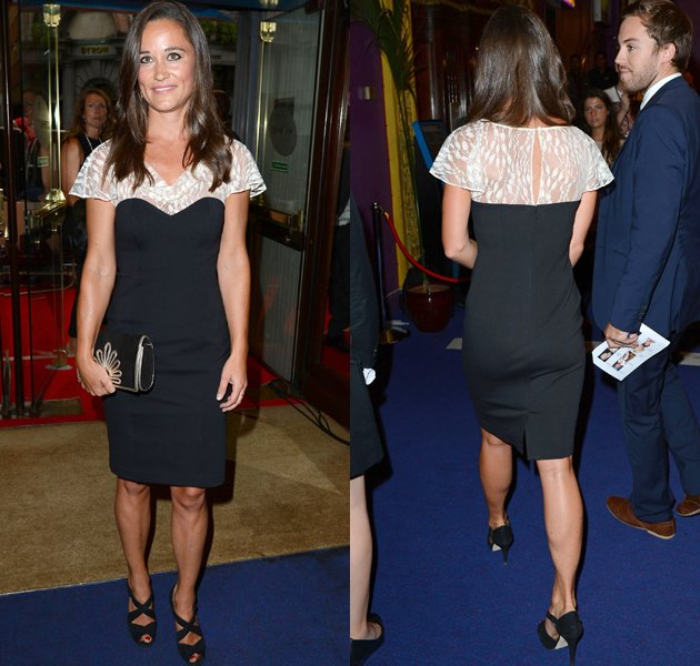 Pippa Middleton, bottom