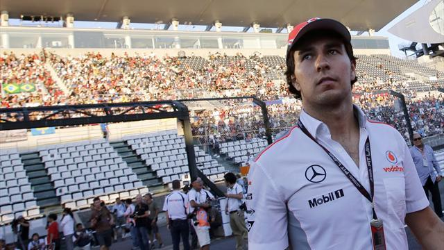 Formula 1 - Perez not interested in back-of-grid seat