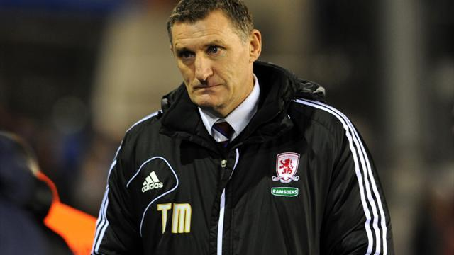 Football - League comes first for Mowbray