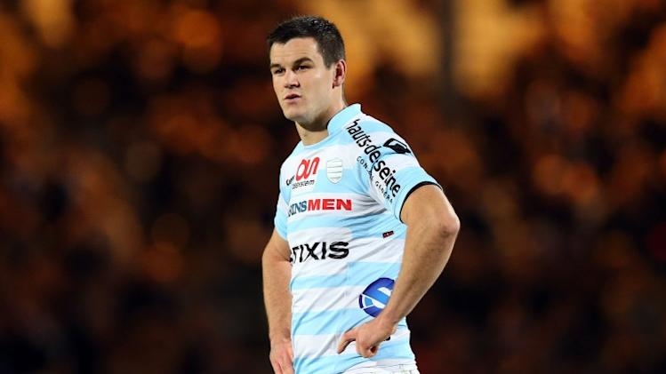 Sexton kicks 16 points as Racing Metro draw with Scarlets