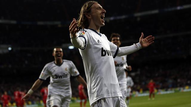 Premier League - Paper Round: Modric back to the Premier League