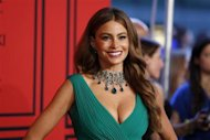 Actress Sofia Vergara arrives to attend the 2013 Council of Fashion Designers of America (CFDA) awards in New York June 3, 2013. REUTERS/Lucas Jackson
