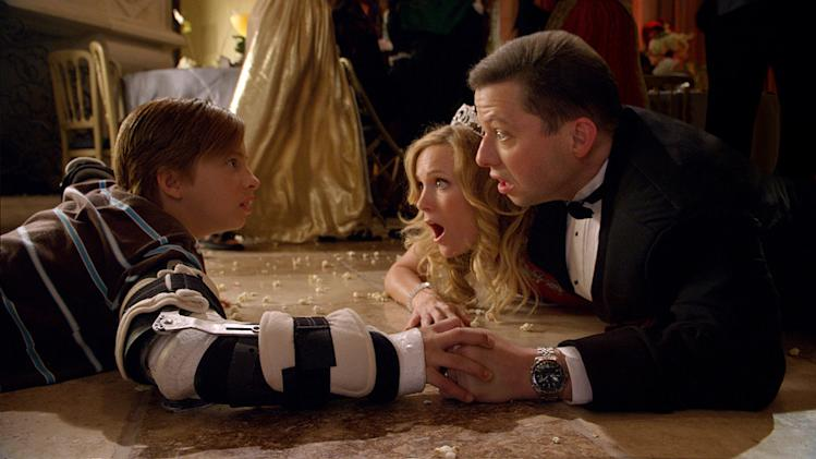 Shorts Production Stills Warner Bros. 2009 Jimmy Bennett Leslie Mann Jon Cryer