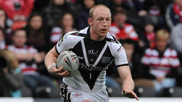 Rugby League - Briscoe leaves Widnes