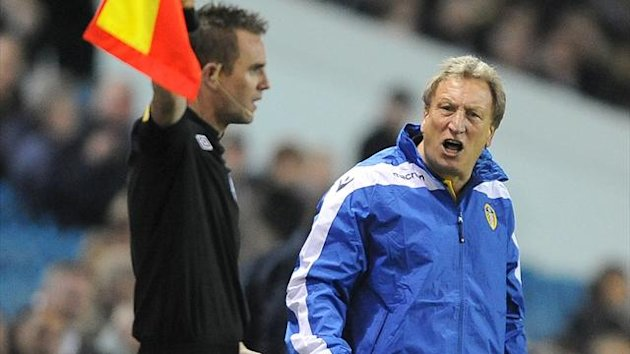 Neil Warnock, Leeds