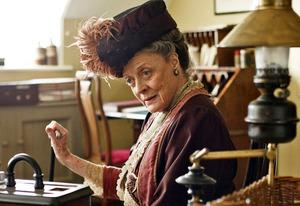 Maggie Smith | Photo Credits: PBS