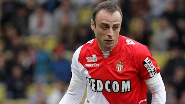 Ligue 1 - Incredible Berbatov goal hands Monaco precious win against Nice