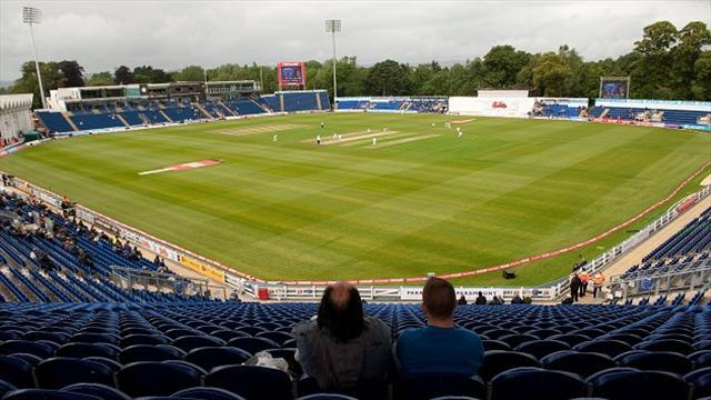 Cricket - Hamer leaves Glamorgan post