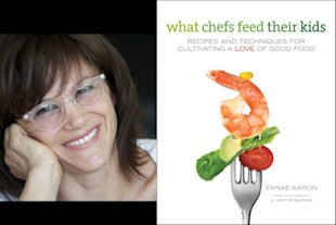 Fanae Aaron's book tells us how chefs deal with challenges every parent faces.