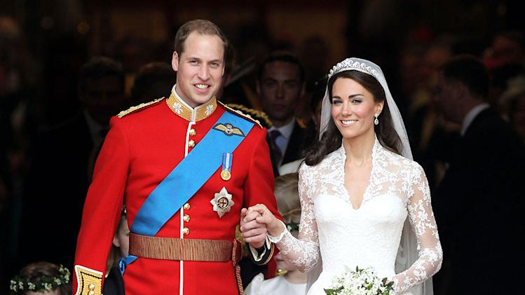 TV Weddings - Prince William and Kate Middleton (2011)